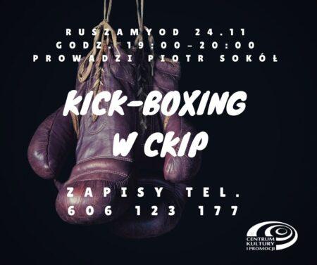 Kick Boxing wCKiP