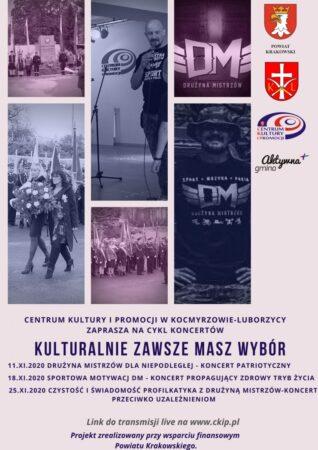 BOSSKI – Koncert zokazji Dnia Niepodległości