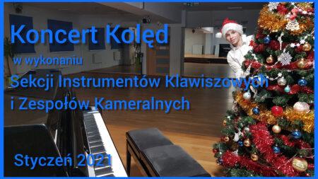 Instrumentalny Koncert Kolęd 2021