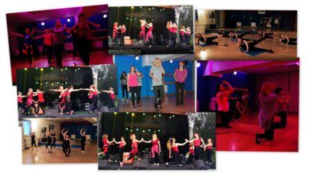 Ladies Fitness Dance