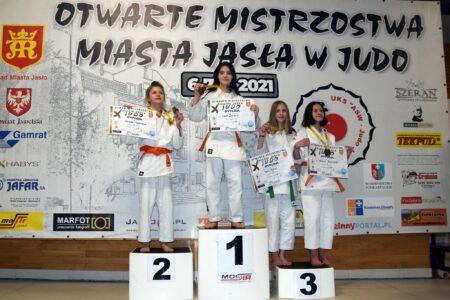 Otwarte Mistrzostwa Miasta Jasła wJudo
